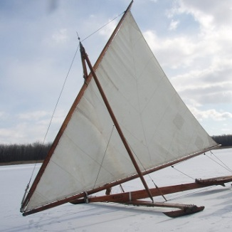 Take a Ride on an Ice Boat